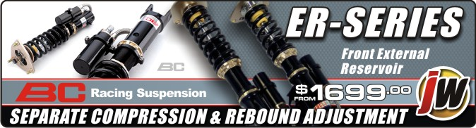 BC Racing Coilovers, Suspension, Adjustable Coilovers, JapWarehouse JW Coilovers